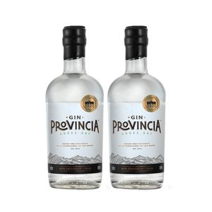 2x Gin Provincia Andes Dry 700 cc