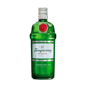 1x Gin Tanqueray Dry + 4x Tonica Fever Tree Mediterranean 200 cc